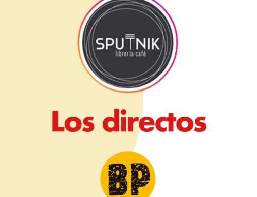 Encuentro en Sputnik Librería Café
